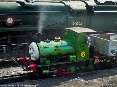 758Lokomotywy z twarzą <br><i>Engines with faces</i>