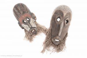fotografia studyjna zdjęcie foto maska maski afrykańska afrykańskie