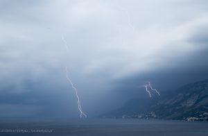 fotografia zdjęcie foto piorun wyładowanie burza zjawiska atmosferyczne
