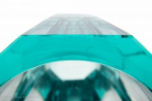 fotografia studyjna zdjęcie foto wazon art deco szkło antyczny naczynie