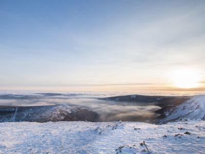 1478Śnieżka &#8211; zimowy krajobraz<br><i></i>