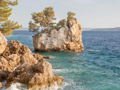 1675Chorwackie wybrzeże <br><i> Croatian coast</i>