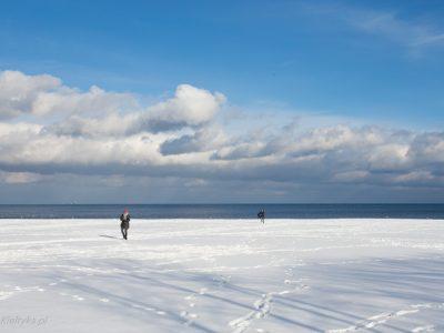 1825Zimowy Sopot <br><i> Sopot in the winter</i>